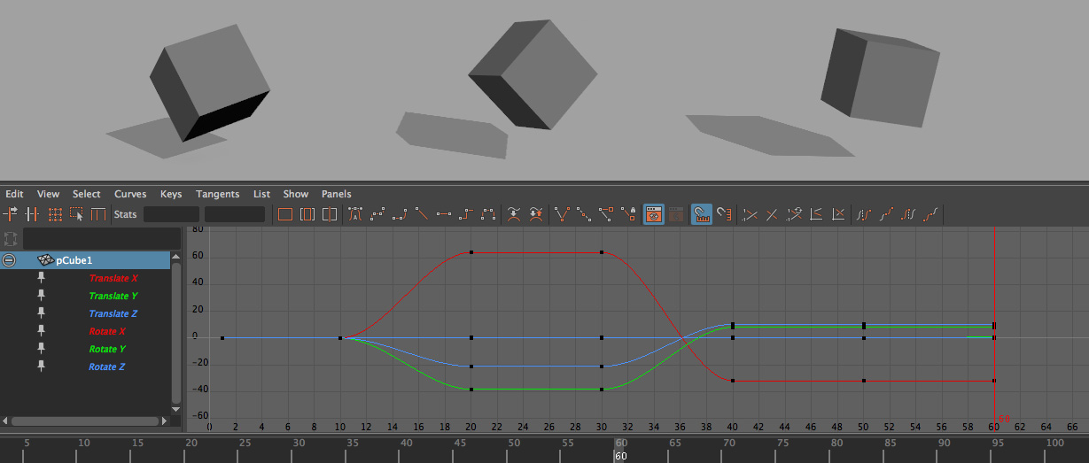 Maya: Animation Graph Editor Fundamentals   Create 3d Characters