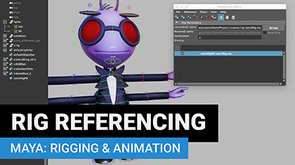 Maya Packages HDRI Light Presets | Create 3d Characters