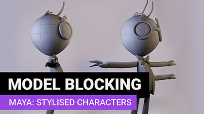 Create 3d Characters | Simplifying the art of 3d character
