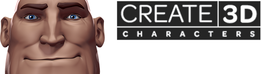 Create 3d Characters